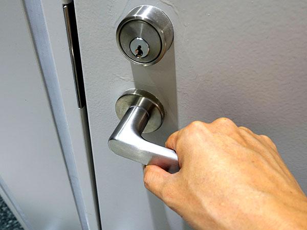 Gagang pintu